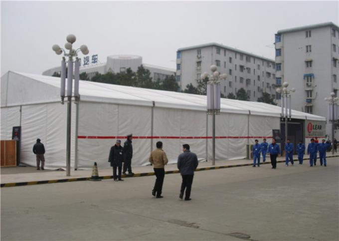 30 X 100m  Large Party Tents , 3000 Seaters Clear Span Tent Over 250 MPa Hardness