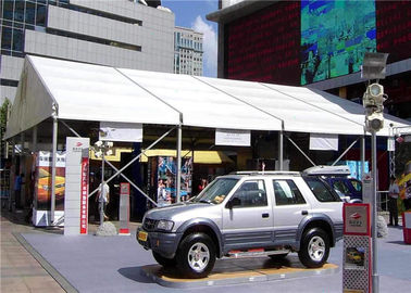 China 10m X 20m Customized Party Tents , Outside Exhibition Tent For 100 People supplier