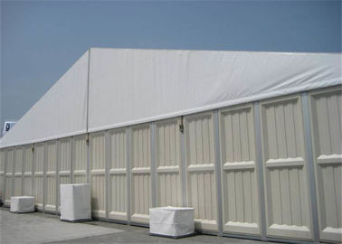 China Customized Waterproof Industrial Warehouse Tent Outdoor B1 Grade Fire Proof supplier