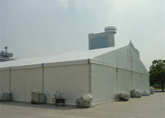 China ABS / Glass Wall Sporting Event Tents 25m X 60m Long Life Span 25kg / Sqm Snow Load supplier
