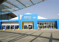China Aluminum Large Wedding Tent , Large Outdoor Exhibition Tents 25m X 80m factory