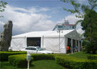 China Church White Large Party Tents , Aluminum Frame Outdoor Winter Party Tent factory