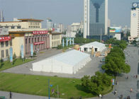 China Relocatable Tennis Court  Tent 25m X 60m , Warehouse Waterproof Party Tent factory